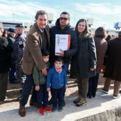 """Emir Félix: """"La casa propia es una de las alegrías más grandes en la vida de una familia"""""""