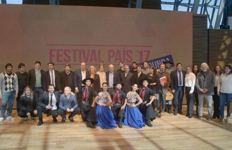 Se presentó Festival País · 17 - La Segunda