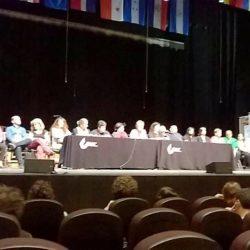 Nuevas autoridades en FLADEM Internacional