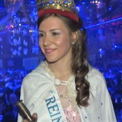 Gisela Estefanía Sánchez es la Reina Provincial de la Nieve