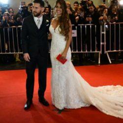 Messi y Antonela ya son marido y mujer