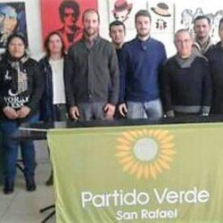 El Partido Verde presentó candidatos