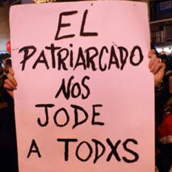 Hablemos de patriarcado