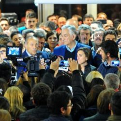 Rodríguez Saá pidió la renuncia de su gabinete