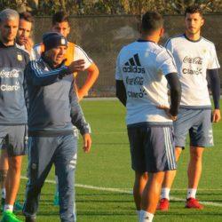 Sampaoli dio la lista de convocados para jugar con Uruguay y Venezuela: Higuaín afuera