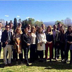 Embajadores del Turismo de Reuniones de Mendoza fueron agasajados