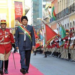 Bolivia celebra su Independencia