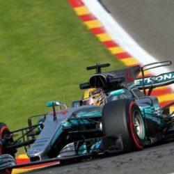F1: Pole Posittion para Hamilton en Bélgica