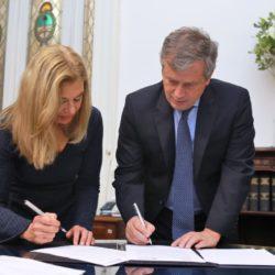 Convenio de Cooperación entre el Senado de Mendoza y la Cámara de Diputados de la Nación