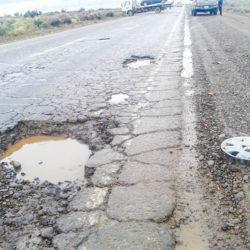 Piden a Vialidad por la reparación de la Ruta Nacional 151
