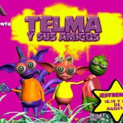 """Hoy se estrena la Película Alvearense """"Telma y sus Amigos"""""""