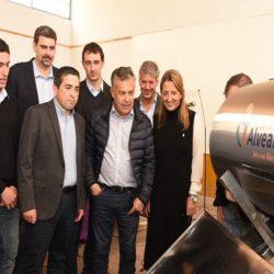 """Cornejo: """"Queremos fortalecer la ruralidad en nuestra provincia"""""""