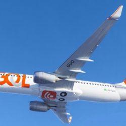 GOL On Line: 50 aeronaves poseen internet a bordo