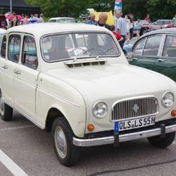 ¿Qué tanto sabés del Renault 4?