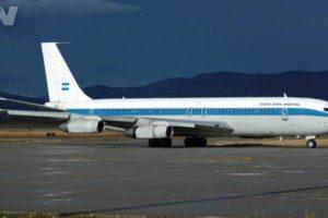 El Boeing que compró Perón sobrevivió a Malvinas