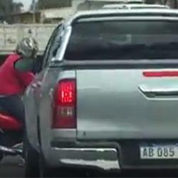 Calles violentas Mirá el video...
