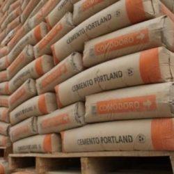 Cemento: despachos históricos en agosto por la obra pública