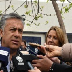 """""""López Puelles debería estar preso"""" dijo el Gobernador"""