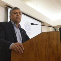 """Cornejo: """"El desafío de este plan es mejorar la calidad de vida de los mendocinos"""""""