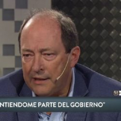 """Sanz: """"Hay una sociedad que está dispuesta a bancar el rumbo"""""""
