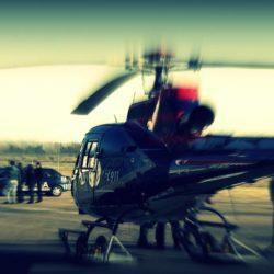 Por falta del helicóptero falleció una persona