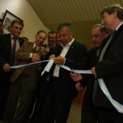El Gobernador Cornejo inauguró nuevo resonador de la Fuesmen