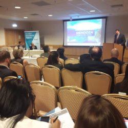 Kerchner presentó a Mendoza como destino de Inversiones