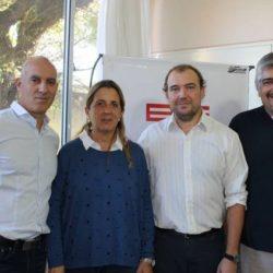 Construyen nueva sala de Guardia del hospital Enfermeros Argentinos