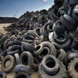 Mendoza y Suiza proyectan reciclar neumáticos