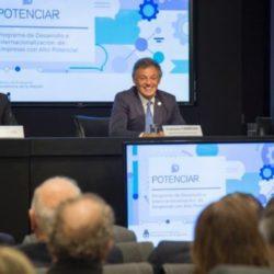 PotenciAR: el programa para multiplicar la cantidad de empresas multinacionales de origen argentino