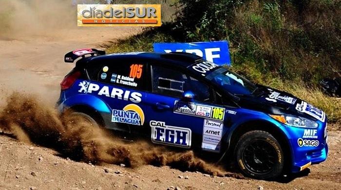 Llega el Rally de Malargüe