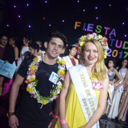 Florencia Serna y Mauro Delgado los Reyes