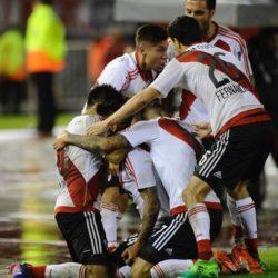 Monumental: River Plate se impuso 8 a 0 a Wilstermann