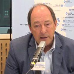 """Caso Maldonado: """"Me quedo con la respuesta del Gobierno de las últimas 48 horas"""" dijo Sanz"""
