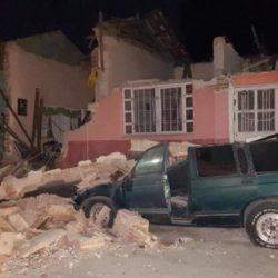Hasta ahora 15 muertos por el terremoto en México