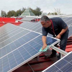 Chile: techos solares de Teletón generan el 16% de la energía