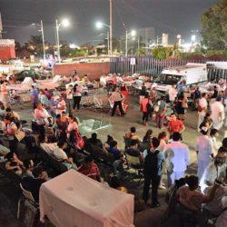 Ascenderían a 30 los muertos en México por el terremoto