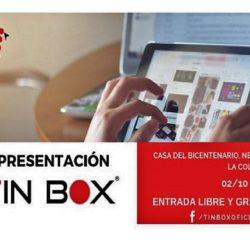 Tin Box: nueva plataforma on line para comerciantes y emprendedores