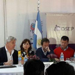 Presentaron proyecto de inicio de obra de la nueva sede de OSEP