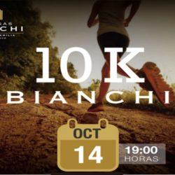 1º edición de los 10 K de la Bodega Bianchi