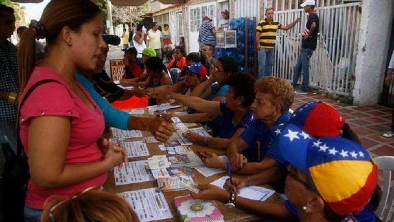 Venezuela: el oficialismo logró un amplio triunfo