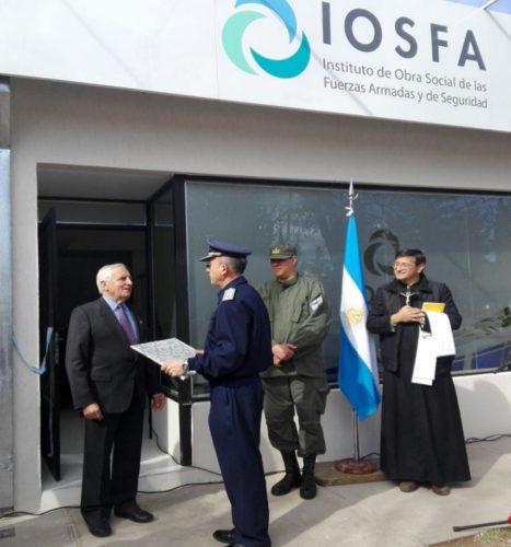 Nueva oficina de atención IOSFA en Malargüe
