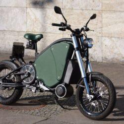La bicicleta eléctrica más veloz del mundo alcanza los 80 km/h