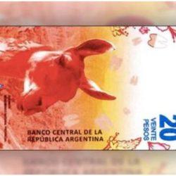 Lanzan nuevo billete de $20, con la figura de un guanaco