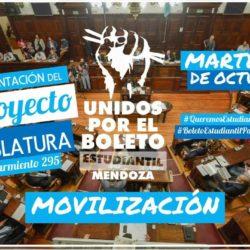 Presentarán en la Legislatura Proyecto por el Boleto Estudiantil Gratuito
