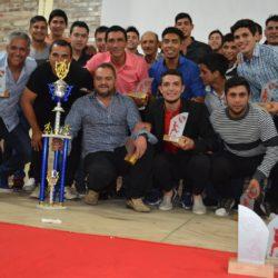 Cena de campeones Club Independiente Calle Larga