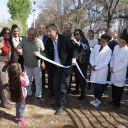 El municipio construyó un nuevo centro de salud