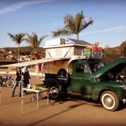 Vuelta al mundo en una camioneta de 1951