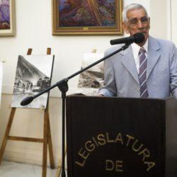 Reconocieron a Ernesto Contreras el Cóndor de América