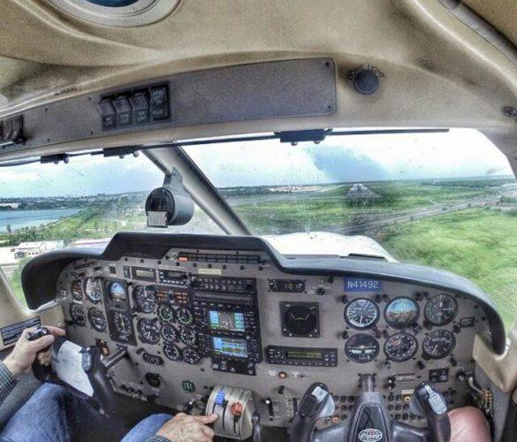 En Rivadavia formarán pilotos para vuelos civiles y comerciales